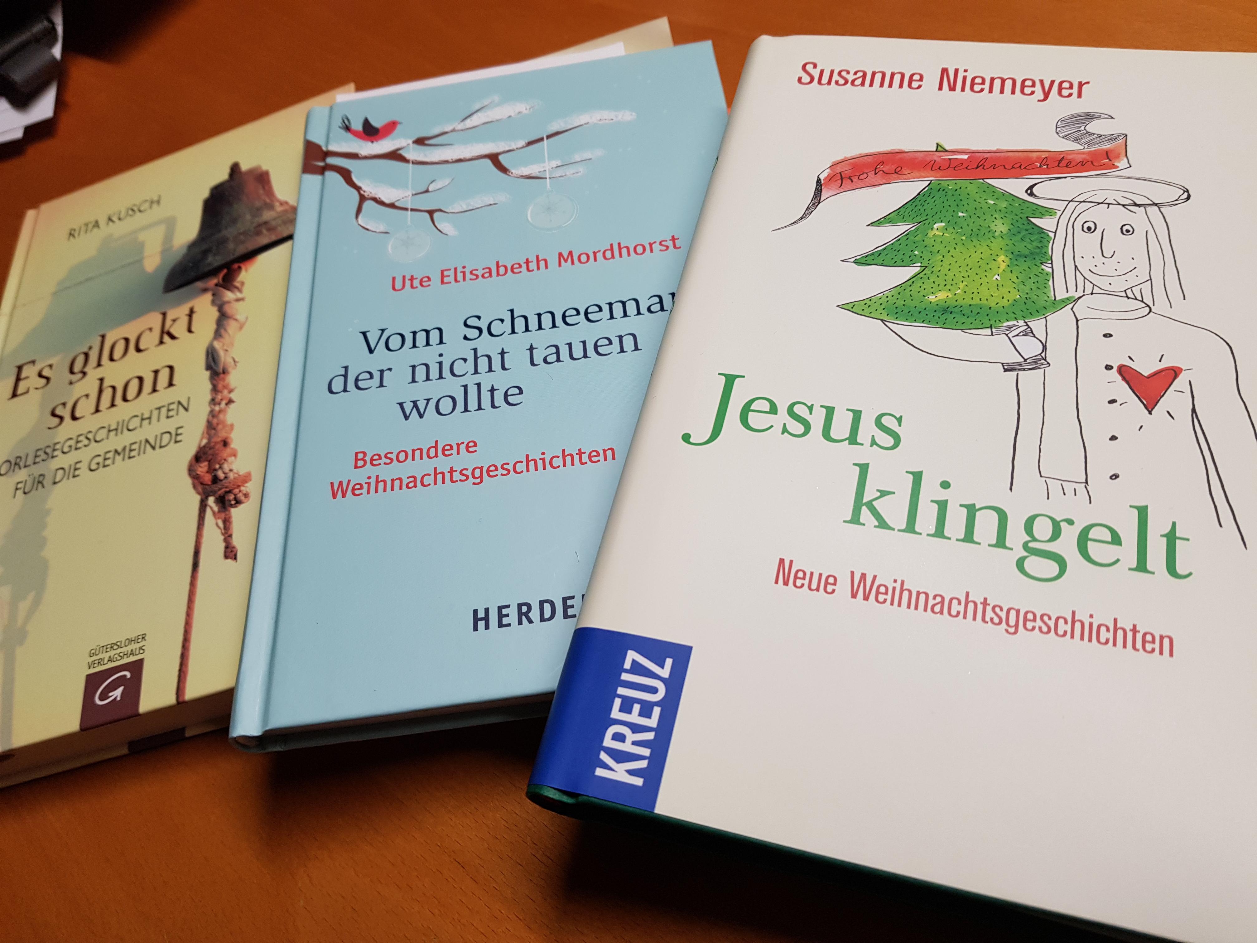 Literatur für Advents-und Weihnachts-Geschichten